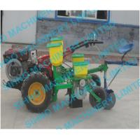 China grain corn precision planter working with walking tractor,corn seeder 2 rows wholesale