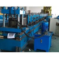 China Galvanized Steel Heavy Duty Storage Rack Upright Roll Forming Machine Quick Size Changeable Cassette wholesale