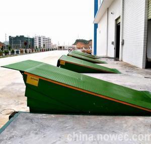 China 6 ton stationary warehouse truck loading ramp on sale