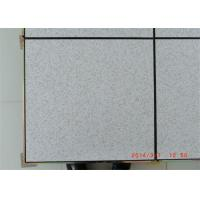 China Raised Access Floor Pedestals , Server Room Floor Tiles Wearproof on sale