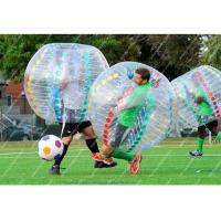 football Sports Games Inflatable Bumper Ball allowing bumping / rolling Manufactures