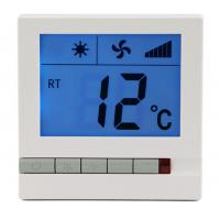 China Non-programmable Temperature Control Central Air Conditioner Controller Room Thermost on sale