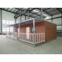 Triple Wide Mobile Homes , Easy Dismantlement Mobile Modular Homes Manufactures