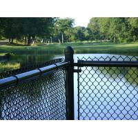 Chain Link Fence Galvanized or PVC Coated Mesh Fence Panel. wire diameter 3.00mm 1.70x2.50 Manufactures