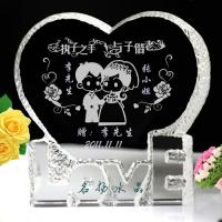 Decorative crystal business gift Manufactures