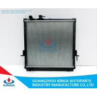 High Performance Aluminium Car Radiators For ISUZU NPR 4.8 PA26/32/36 Manufactures