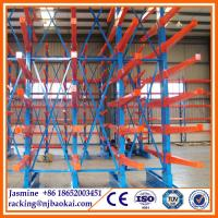 CE/ISO/TUV certificates heavy duty car storage cantilever rack Manufactures