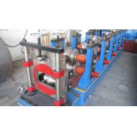 Customized Cold Roll Forming Machine , Storage Rollforming Machines Manufactures