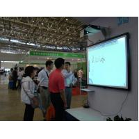 China Finger Touch Smart Mobile Interactive Whiteboard For Presentation In Meeting wholesale