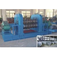 China Roll Forming Machines / Culvert Machine With Cutting Blade AND Hydraulic Driven wholesale
