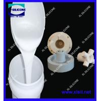 RTV 2 liquid silicone rubber for resin sculpturer molds making Manufactures