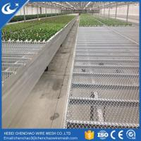greenhouse rolling benches seedbed systems for commercial greenhouse Manufactures
