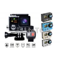 Ultra HD 4K 170° Wide Angle WIFI Waterproof Sports Helmet Action Cam Camera Remote Control