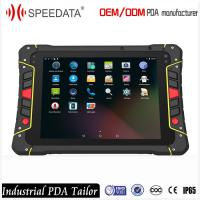 China 8 Inch Data Collection Terminal Android Handheld Rfid Reader Nfc Rugged Tablet Indusctrial Class wholesale