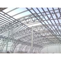 China Pre Engineered Structural Steel Fabrications For Warehouse / Workshop / Gym on sale