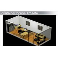 20ft Container House And Modern Standard Container House for Office Manufactures