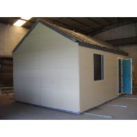 Light Steel Structure Mobile Modular Homes / Foldable Small Modular Prefab House Manufactures