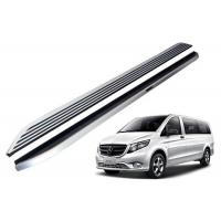 China Mercedes Benz 2016 2017 All New Vito Running Board , Alloy Side Steps on sale