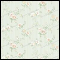elegant decorative wall paper flower design non-woven textile wallpaper Manufactures