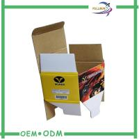 Heavy Duty Foldable Corrugated Carton Box Printing Large Size Manufactures