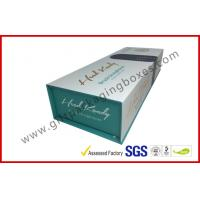 Printed Paper Electronics Packaging Box , Electronic Product Packaging Shape Customized Manufactures