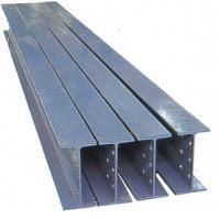 Customized Hot dip Galvanized Q345 Structural Steel High Frequency H Beam 6mm for Verandah Manufactures