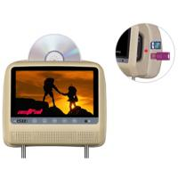 China China Exporters 8-inch Detachable Car Headrest DVD Player with Game Function on sale