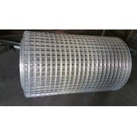Galvanized Iron Welded Metal Mesh Lightweight For Building Construction Manufactures