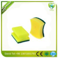China colourful scouring pad on sale