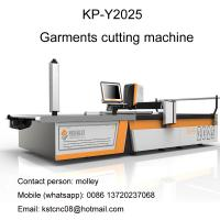 Auto Gerber Cutter 2m Cloth Sample Cutting Machine For Ladies Fashion Dresses Manufactures