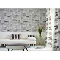 Mediterranean European Style Wallpaper  Contemporary And Contracted TV Wall Wallpaper For Children Room Manufactures