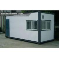 Modern Small Shipping Prefab Container House with Glass Window and Aluminum Door 20ft Manufactures
