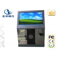 Windows / Linux Touchscreen Kiosk Wifi Digital Signage Kiosk For Plice Office / Museum Manufactures