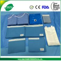 AAMI Level 4 Factory Price Disposable Surgical General Drape Pack