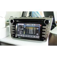 China 7 TFT LCD 2 Din Car Bluetooth DVD Touch Screen Player with GPS TF Card  for Mazda  on sale