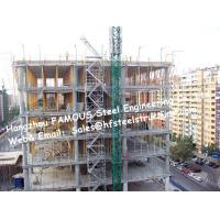 China China Structural Steel Contracting Company In Deisgn , Fabrication , Installation , Turnkey Project wholesale