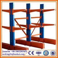 Warehouse Storage Double-sided Cantilever rack/Heavy Duty Cantilever Rack Manufactures
