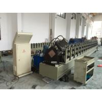 China PLC Control System Rack Roll Forming Machine 5000KG Chain Driven 7m * 1.4m * 1.4m wholesale