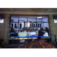 China P1.562 Module Design Indoor Advertising LED Display For Traffic Control Room wholesale