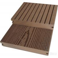 Solid WPC Composite Wood Decking Foam Planking 140mm x 25mm Manufactures