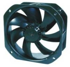 High Air Flow 220V Equipment Cooling Fans AC Ventilation Fans 280x80mm