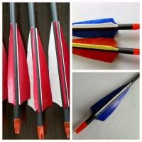 carbon arrow, hunting arrow, crossbow carbon arrow, feather arrow Manufactures