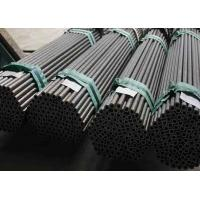 China Round Cold Drawn 316L Steel Seamless Pipe , High Temperature Tube on sale