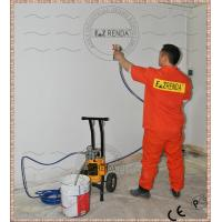 China Automatic Large Flow Diaphragm Electric Airless Paint Sprayer EZ RENDA 2.2L/Min on sale