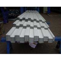 China Galvanized Corrugated Steel Sheet for Building Outside Decoration wholesale