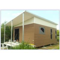 Light Steel Structure Australian Granny Flat / Foldable House With Light Weight