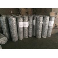 Wire Dia1.6mm , mesh 41 mm Hexagonal Wire Netting for electric grid ceiling bumper car Manufactures