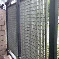 Galvanized fence/PVC coated fence/Powder coated fence  for sale Manufactures