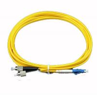 High Quality Fiber Optic Cable Single Mode FC-LC , Duplex ( SM DX )