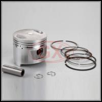 China Motorcycle Piston Kits CG150 With Piston Piston Rings Pin and Spring OEM Quality Aluminium alloy 150cc Cylinder Piston on sale